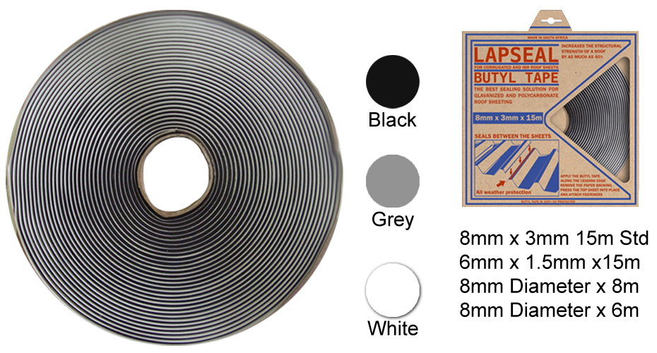 Roofing Products Butyl Seal Pty Ltd