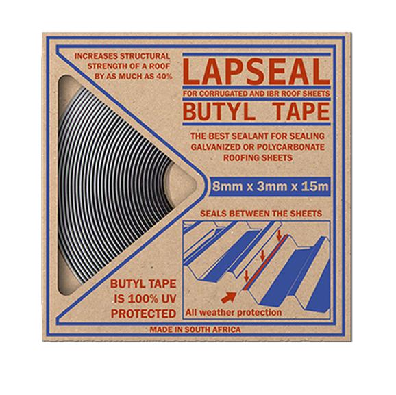 Feb 2018 Butyl Tape Seals Repairs And Waterproofs Butyl